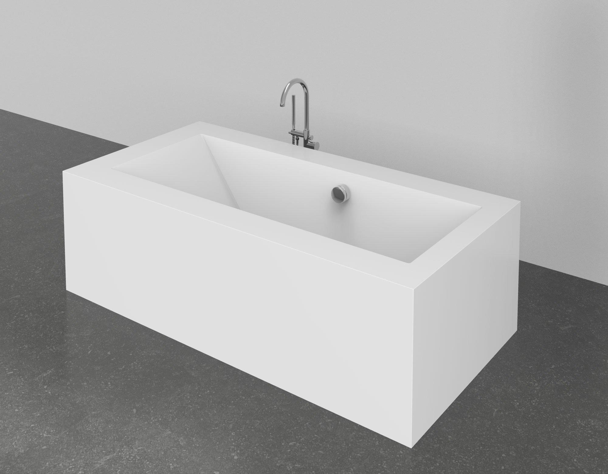 Vasche da bagno in Corian | Duraltop
