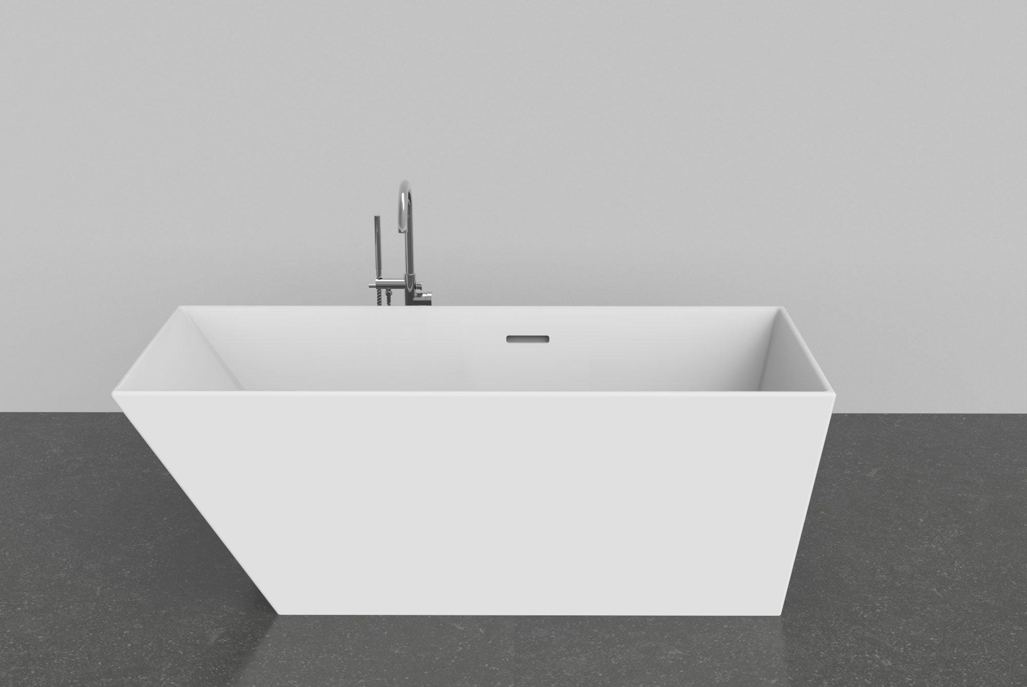 Vasche da bagno in corian duraltop - Vasche da bagno su misura ...