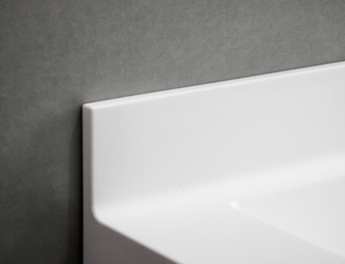 Quanto dura un arredo bagno in Corian?