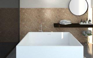 Vasca Da Bagno Quadro : Vasca da bagno doccia da incasso d angolo in acrilico