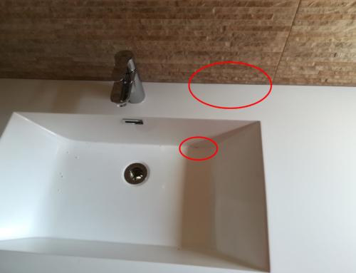 Un altro articolo della saga: Sei sicuro che il lavabo che stai acquistando è in Corian®?