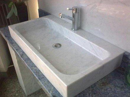 lavabo su misura