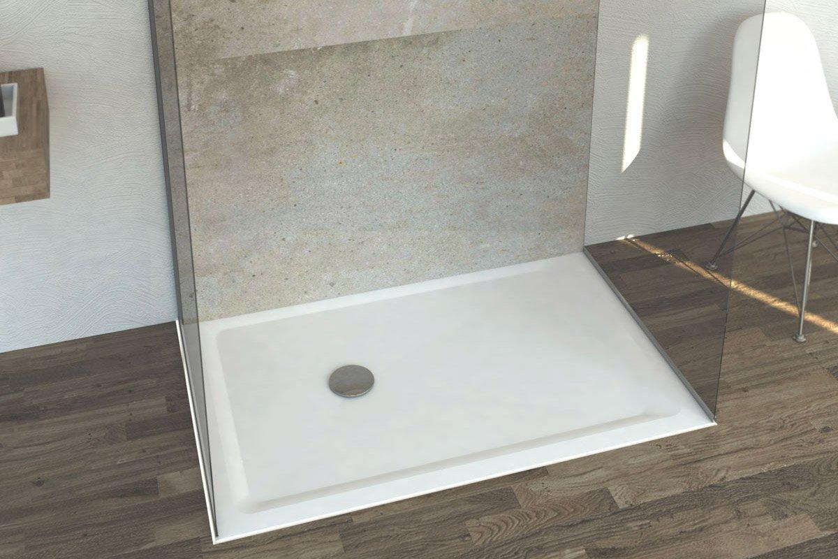 Piatto doccia in Corian