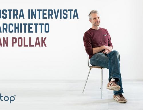 La nostra intervista all'architetto Stefan Pollak